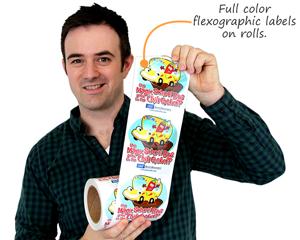 Full color labels