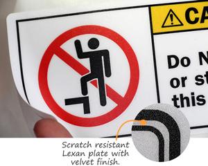 Lexan Labels