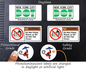 Photoluminescent Labels