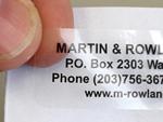 Order Preprinted Address Labels