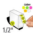 Custom Circular Label Quote 0.50