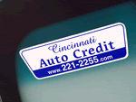 Car Dealer Stickers