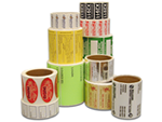 Flexographic Custom Roll Labels