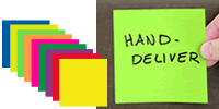 Colored Squares Labels