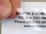Order Preprinted Address Labels