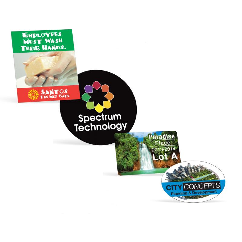 Full Color Labels – Process Color , SKU: LQ-3019