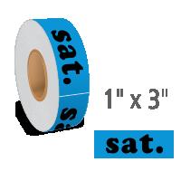 Saturday Label