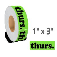 Thursday Label