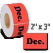 December Label