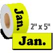 January Label