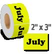 July Label